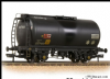 FARISH 373-783 BR 45T TTA Tank 'Charringtons' Black - Check Colour - Wthrd  * PRE ORDER £ 23.76 *